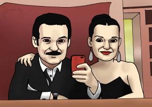 Frank & Sadie Doyle